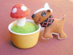 Dog_mushroom